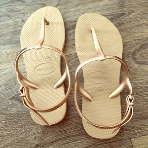 Havainas slippers